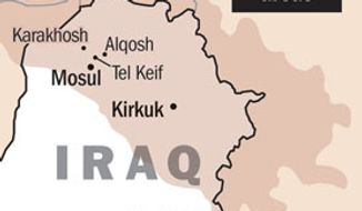 Illustration: Kurdish-inhabited areas