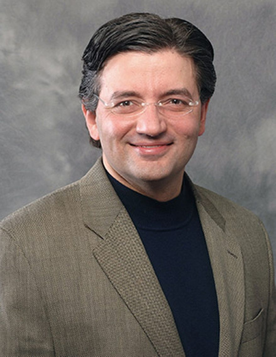 Dr. M. Zuhdi Jasser, president of the American Islamic Forum for Democracy, sees the effort to bring Shariah law into U.S. government as unconstitutional. (American Islamic Forum for Democracy)