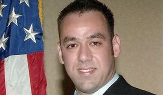 Jaime Zapata, a special agent with U.S. Immigration and Customs Enforcement, was fatally shot in February in an ambush. (U.S. Immigration and Customs Enforcement)