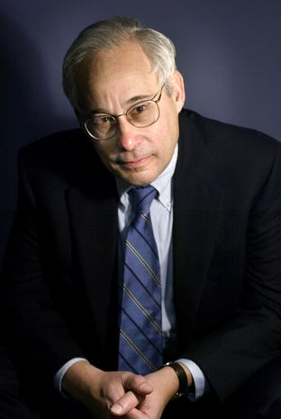 ** FILE ** This undated file photo, provided Nov. 17, 2010 by Goodman Media International Inc., shows Donald Berwick, installed last year by President Barack Obama as a recess appointment, bypassing the Senate. Unable to repeal Obama's health care law, 42 Republican senators asked Obama in a letter released on Thursday, M