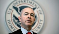 Alejandro N. Mayorkas is director of the U.S. Citizenship and Immigration Service. (Associated Press)