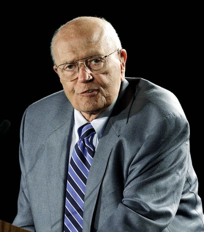 Rep. John D. Dingell, Michigan Democrat, said he agrees in principle with Republican objections to the FCC's Internet rules but that it's a matter for courts to decide. (Associated Press)