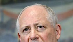 """A """"mistake-free death penalty system"""" isn't possible, said Illinois Gov. Pat Quinn. (Associated Press)"""