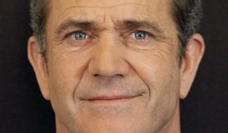 """** FILE ** In this Feb. 4, 2010, file photo, actor Mel Gibson promotes the movie """"Edge of Darkness,"""" in Paris. (AP Photo/Francois Mori, file)"""