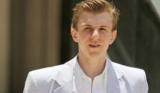 Hidden-camera activist James O'Keefe (Associated Press) **FILE**