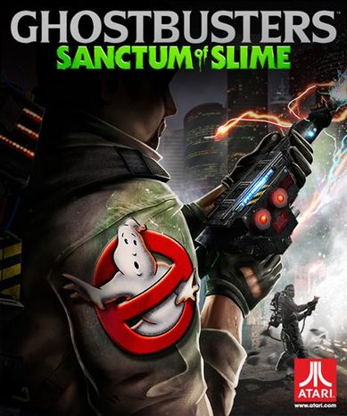 "A scene from ""Ghostbusters: Sanctum of Slime"" is shown in this video game image rele"