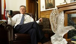 ** FILE ** Arkansas Gov. Mike Beebe. (Associated Press)