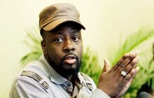 Singer Wyclef Jean was wounded in a shooting in Haiti on Saturday. (Associated Press)