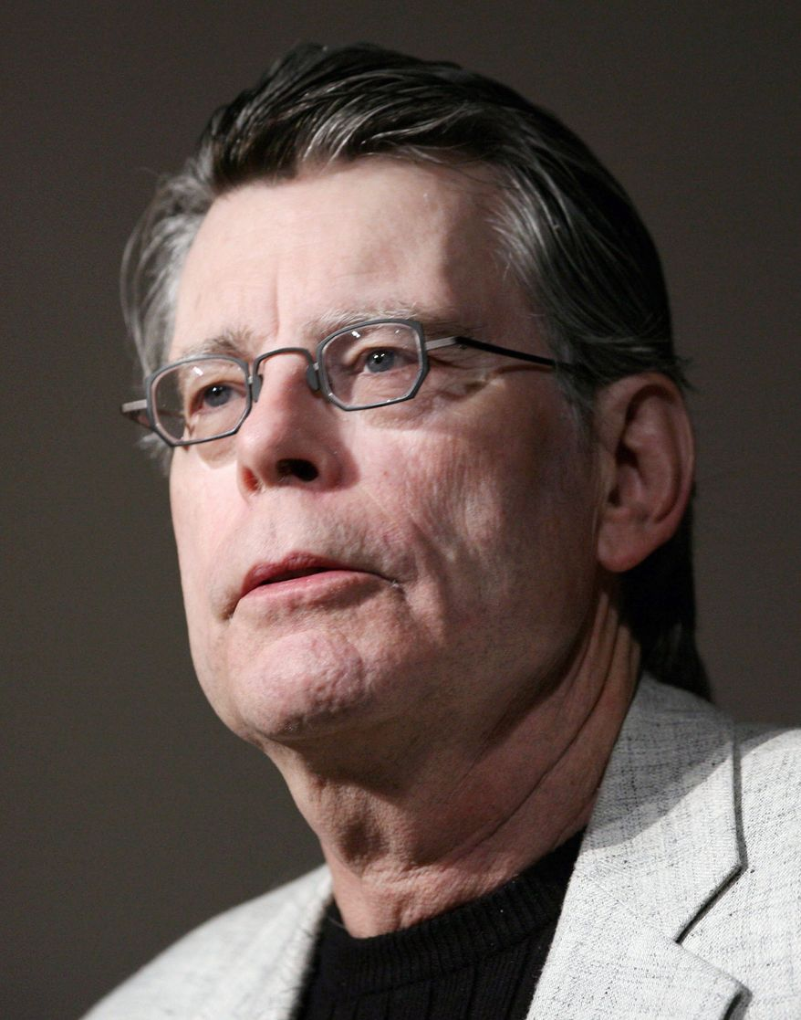 Stephen King. (Associated Press File)