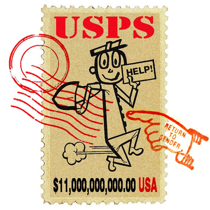 Illustration: US Postal Service