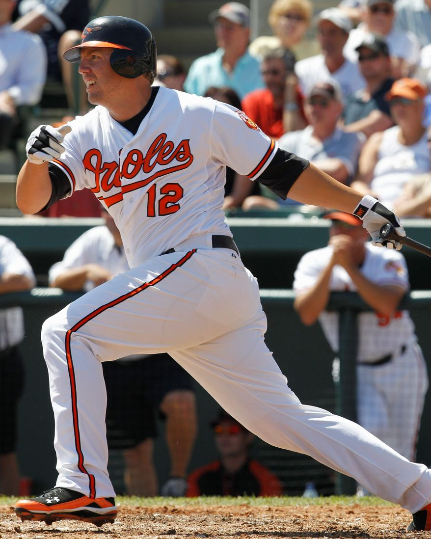 New Orioles third baseman Mark Reynolds, a University of Virginia product, hit 32 home runs last season with the Arizona Diamondbacks. (Associated Press)