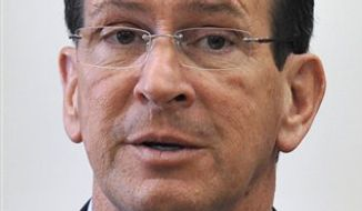 ** FILE ** Connecticut Gov. Dannel P. Malloy (AP Photo/Jessica Hill, File)