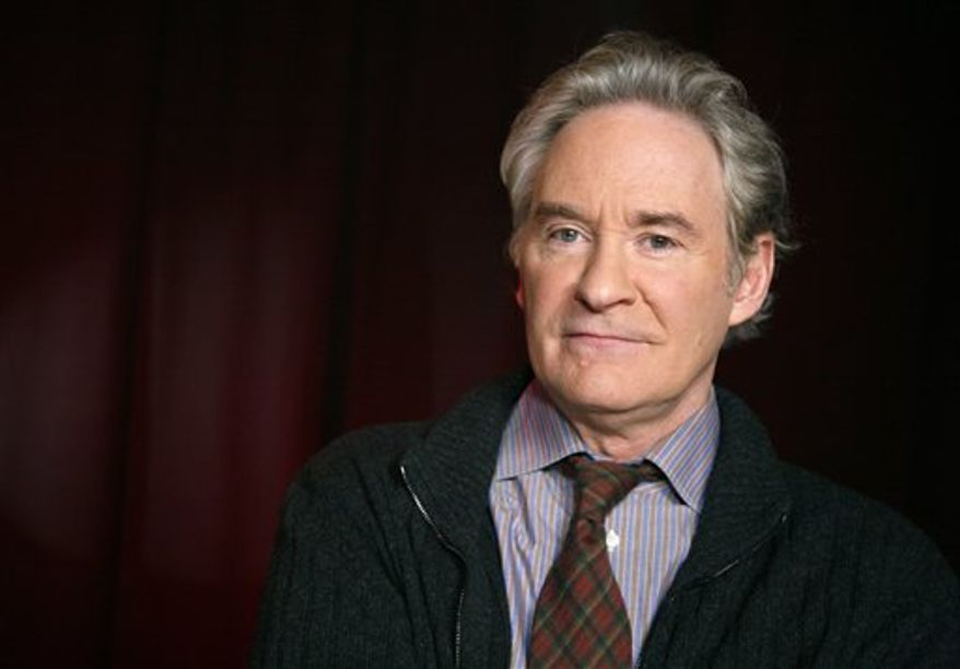 FILE - In this March 23, 2011 file photo, actor Kevin Kline poses for a portrait  in New York.  (AP Photo/Jeff Christensen, file)