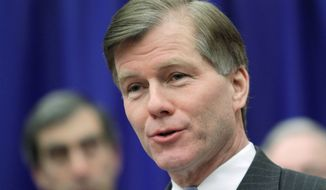 **FILE** Virginia Gov. Robert F. McDonnell (Associated Press)