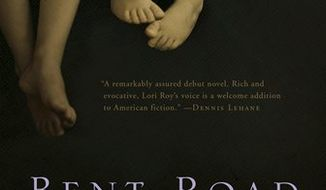 """In this book cover image released by Dutton, """"Bent Road,"""" by Lori Roy, is shown. (AP Photo/Dutton)"""
