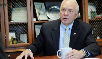Rep. John Kline, Minnesota Republican, is chairman of the House Committee on Education and the Workforce. (Associated Press)