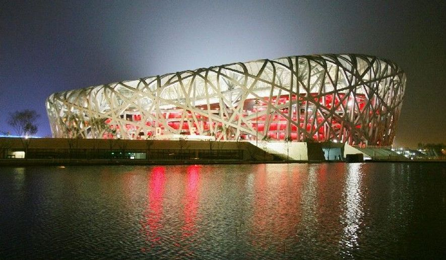 "What is known as the ""Bird's Nest,"" the main venue for the 2008 Olympic Games, is a ""pretend smile"" to its designer, Ali Weiwei, who has been imprisoned for protesting the Chinese regime."