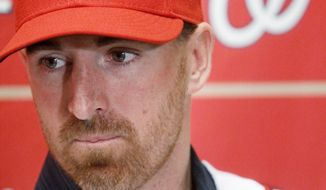 **file photo ** Nationals first baseman Adam LaRoche. (AP Photo/Jacquelyn Martin)