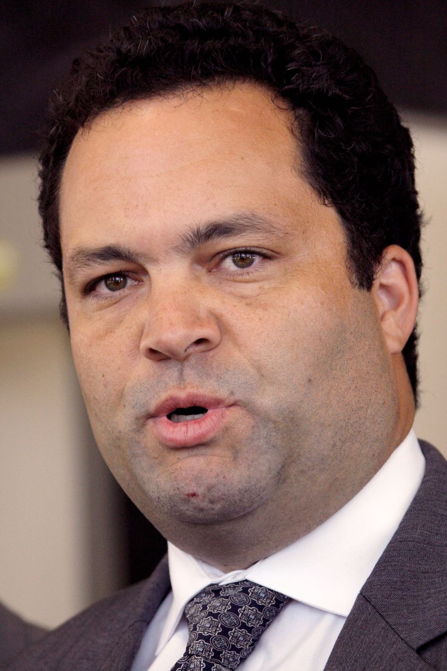 "NAACP President Benjamin Todd Jealous states about incarceration in the U.S., ""We need to be 'smart on crime' rather than 'tough on crime.'"" (Associated Press)"