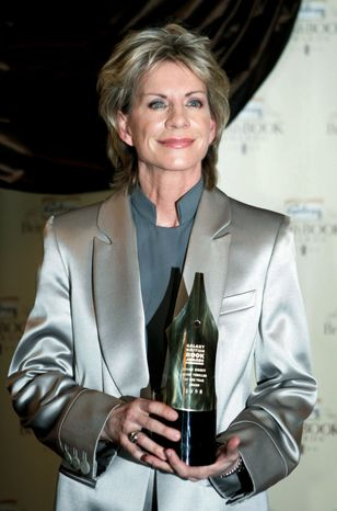 WHODUNIT?: Crime writer Patricia Cornwell is embroiled in a federal probe of illegal campaign contributions. (Associated Press)