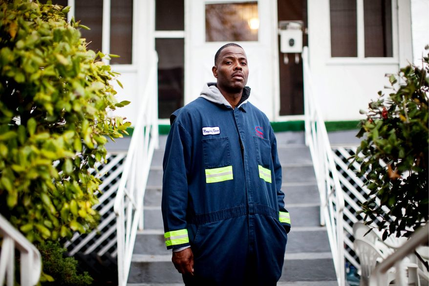 Kevin Mayfield, released from prison in 2007, credits Project Empowerment for keeping him on the straight and narrow. (Drew Angerer/The Washington Times)