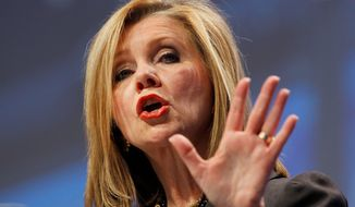 Rep. Marsha Blackburn, Tennessee Republican (Associated Press) ** FILE **