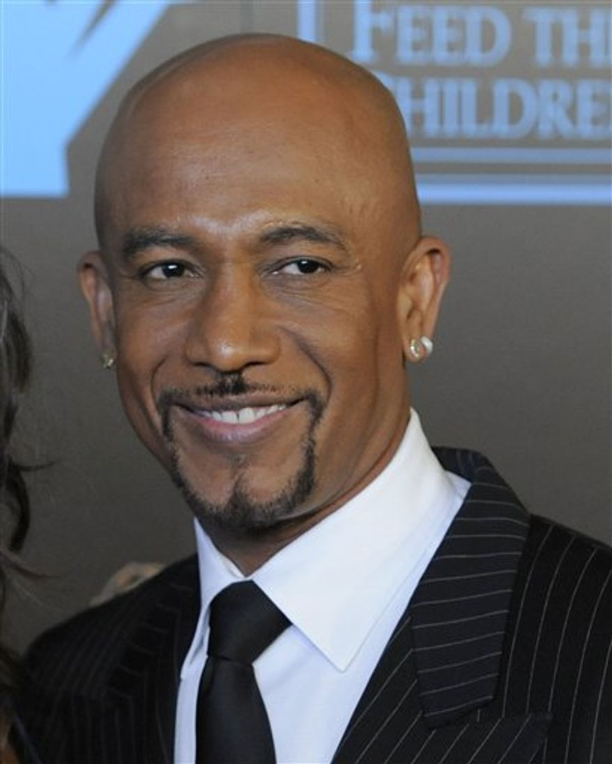 In this Sunday, June 27, 2010 picture, Montel Williams arrives at the 37th Annual Daytime Emmy Awards in Las Vegas. A Milwaukee County judge has dismissed a citation against the former talk show host for possessing drug paraphernalia. (AP Photo/Chris Pizzello)