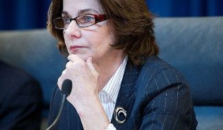D.C. Council member Mary M. Cheh has set a Committee on Government Operations and the Environment personnel practices hearing for April 29. (Barbara L. Salisbury/The Washington Times)