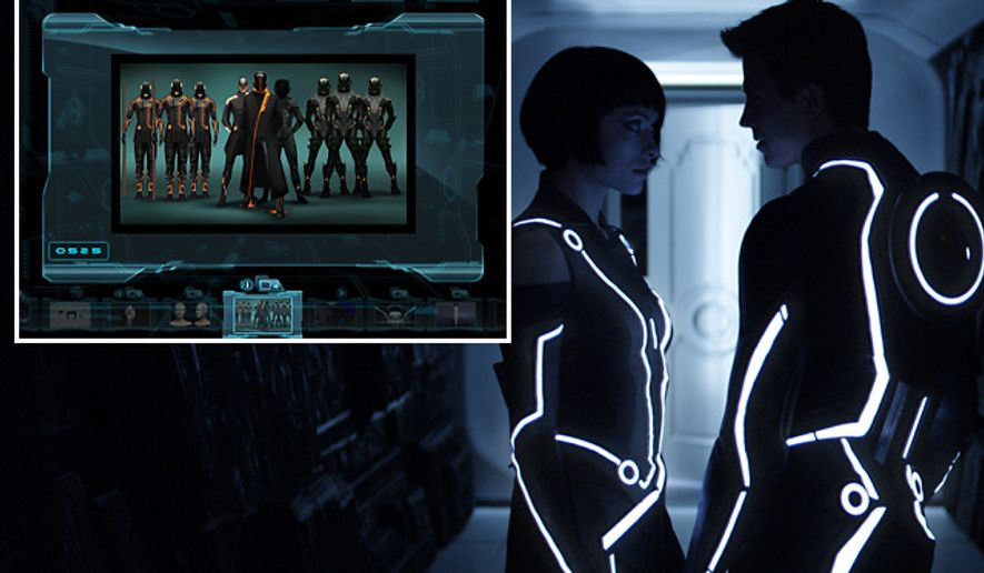 Using Disney's Second Screen, owners of Apple's iPad can find a generous supply of content to peruse on their tablet while watching Tron: Legacy on Blu-ray.