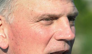 The Rev. Franklin Graham (Associated Press)