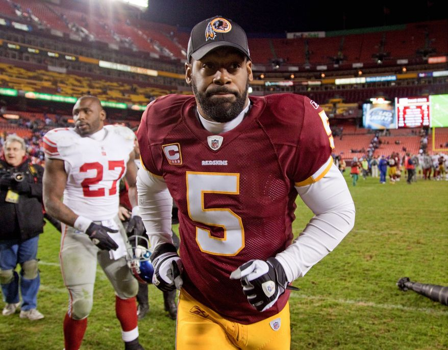 The Washington Redskins have agreed to trade quarterback Donovan McNabb to the Minnesota Vikings for two sixth-round picks, according to FOX Sports report. (Associated Press)