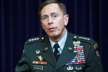 Gen. David H. Petraeus is expected to assume his duties at the CIA in September. (AP Photo)