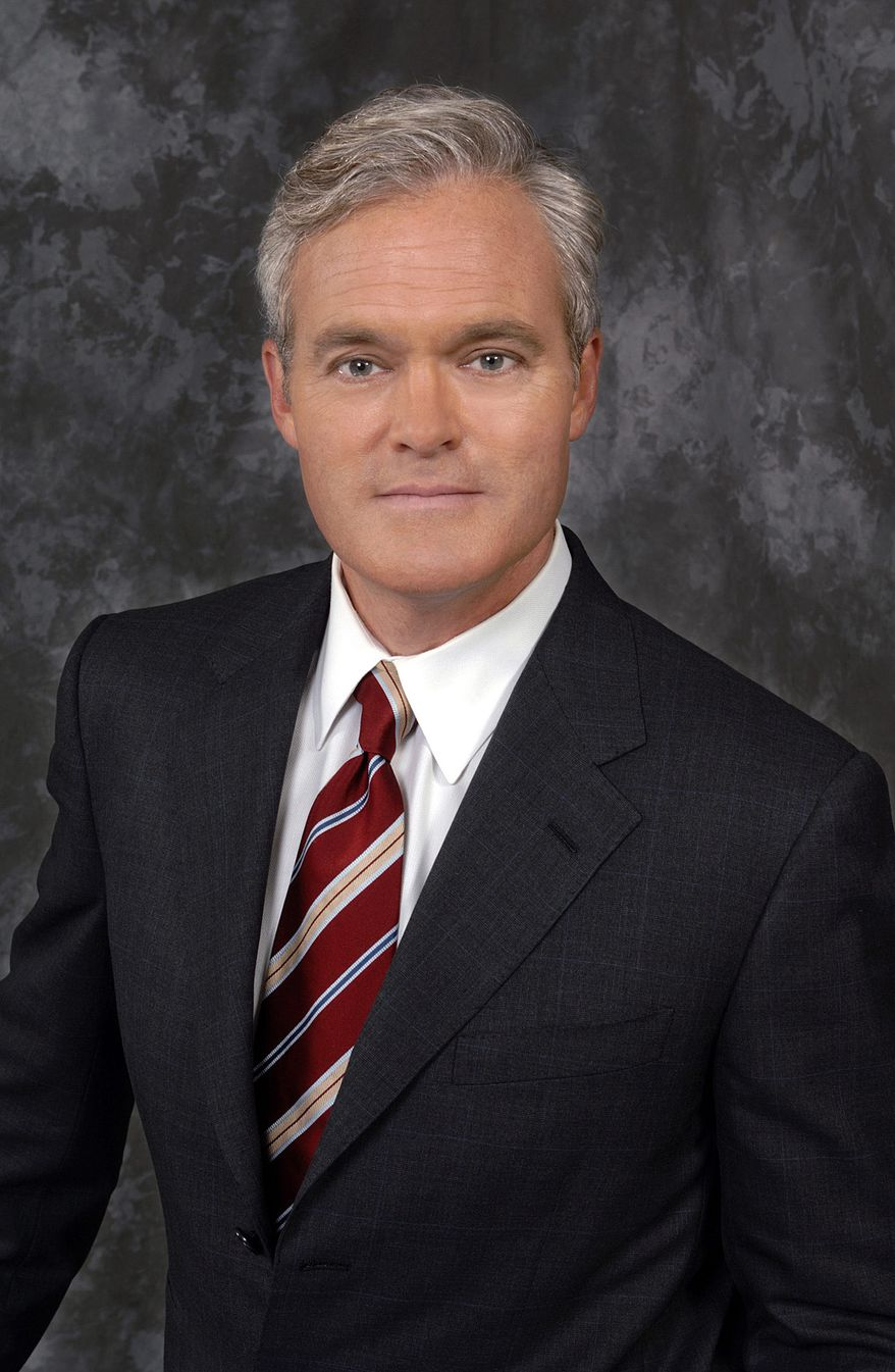 "**FILE** ""60 Minutes"" correspondent Scott Pelley is seen here in a 2005 photo released by CBS. CBS announced Tuesday that Pelley, the veteran ""60 Minutes"" reporter, will take over as its evening news anchor, starting on June 6, to replace Katie Couric on the ""CBS Evening News."" (Associated Press/CBS, John Filo)"