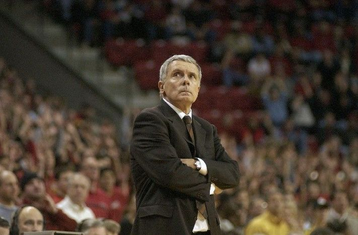 The Washington Times Gary Williams' success with Maryland's basketball program often is cited as the reason Comcast Center was built to replace Cole Field House. The Terrapins moved into 17,950-seat arena after the 2002 season.