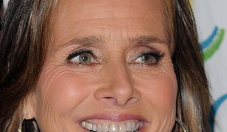 **FILE** Meredith Vieira (Associated Press)