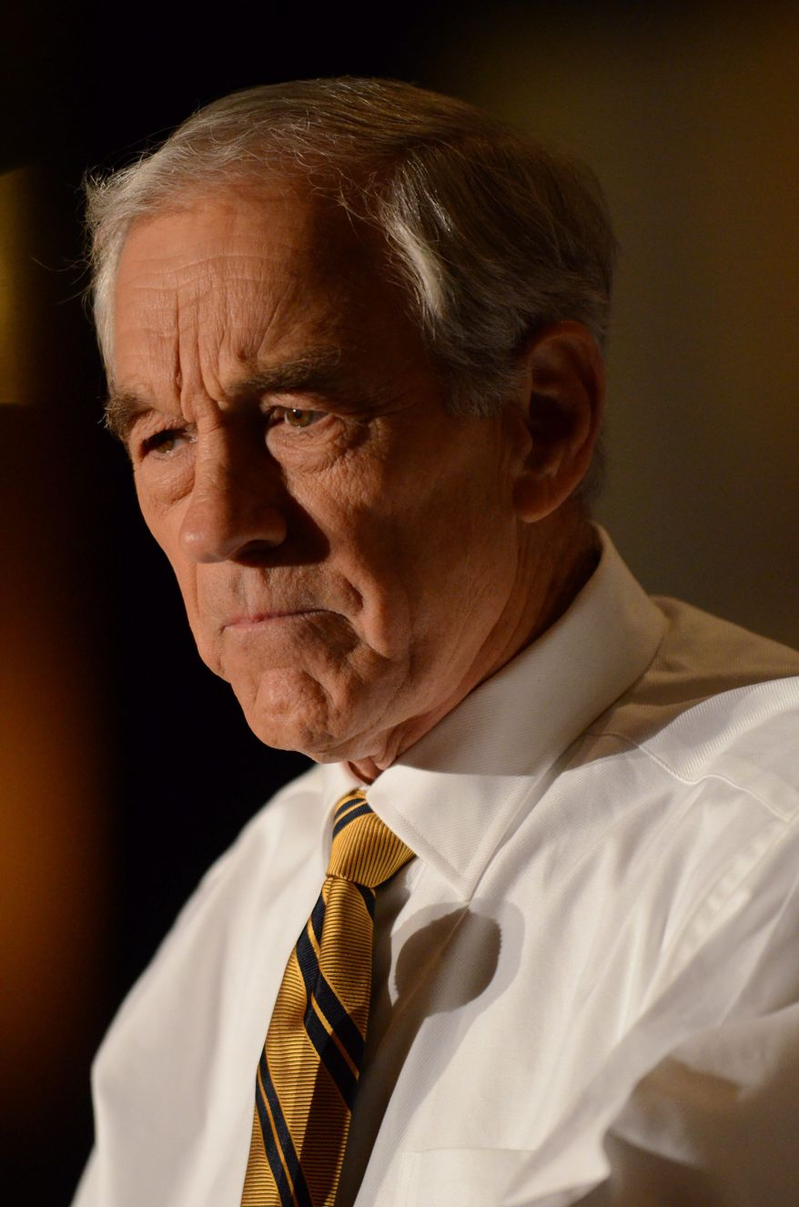 Republican presidential long shots include Rep. Ron Paul (above) of Texas and former New Mexico Gov. Gary E. Johnson. Both are libertarian-leaning iconoclasts. Mr. Johnson has argued for the legalizing, regulating and taxing marijuana, while Mr. Paul has advocated abolition of the Federal Reserve Board.