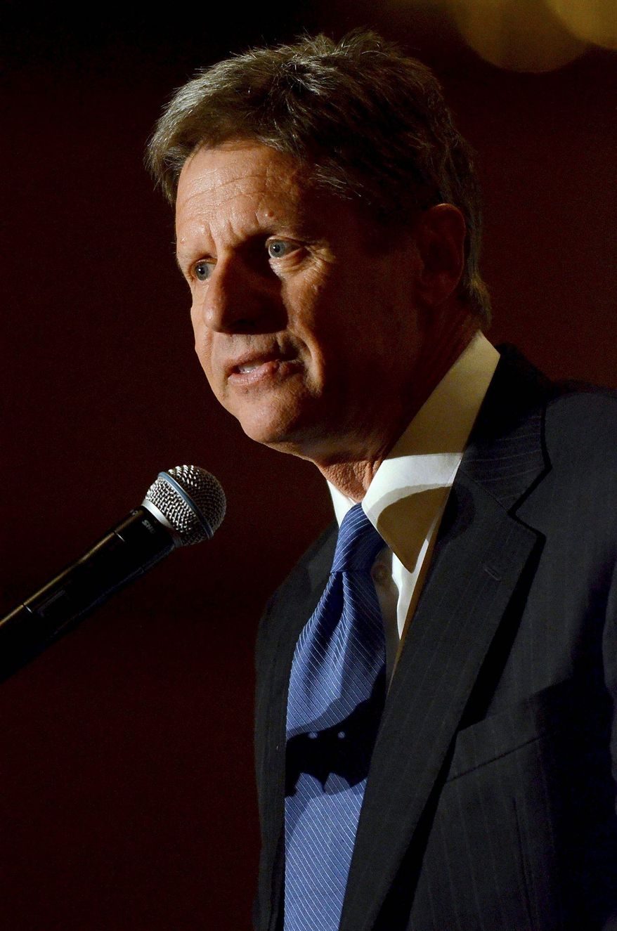 Republican presidential long shots include former New Mexico Gov. Gary E. Johnson (above) and Rep. Ron Paul of Texas. Both are libertarian-leaning iconoclasts. Mr. Johnson has argued for the legalizing, regulating and taxing of marijuana, while Mr. Paul has advocated abolition of the Federal Reserve Board.