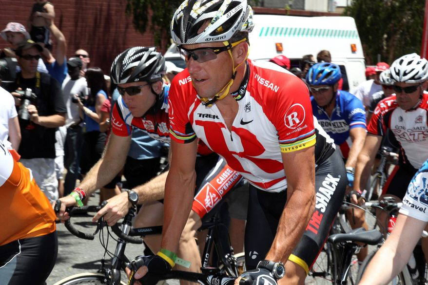 Associated Press Lance Armstrong, shown in Brisbane, Australia, won the Tour de France seven times, including every year from 1999 to 2005.