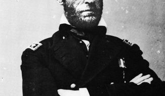 One of Lincoln's favorite generals, Sherman.