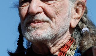 Country crooner Willie Nelson is 78, but shows no sign of slowing down.