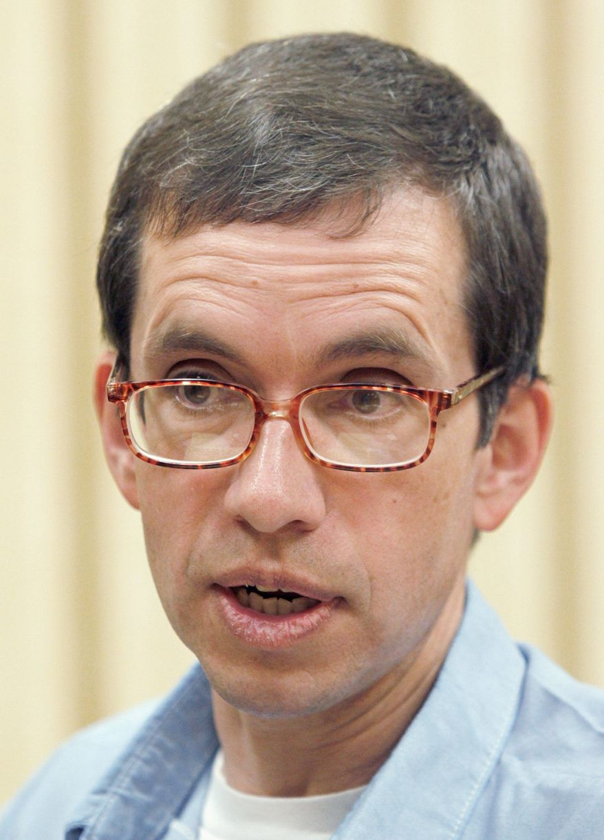 German national Jens Soering was convicted in Bedford County, Va., of killing his girlfriend's parents in 1985. (Associated Press)