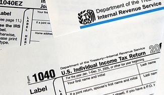 Internal Revenue Service forms