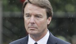 **FILE** In this photo from Dec. 11, 2010, former Democratic presidential candidate John Edwards is seen in Raleigh, N.C. (Associated Press)