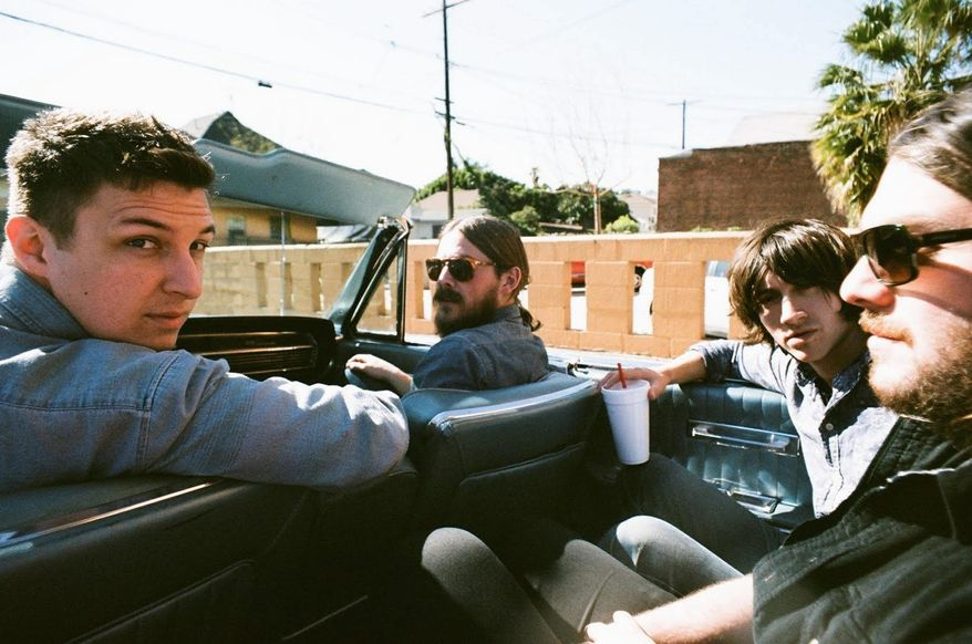 On their fourth album, the Arctic Monkeys return to the skittish, erudite music that launched their career five years ago.