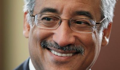 """The district represented by Rep. Robert C. """"Bobby"""" Scott, Virginia Democrat, could lose black voters in the state Senate's redistricting plan."""