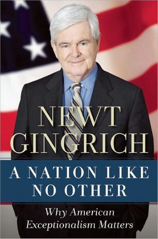 REGNERY PUBLISHING Much of his staff may have resigned, but Newt Gingrich soldiers on with the release of a new book and a televised presidential debate on Monday night.