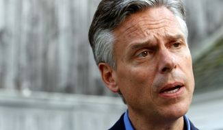 Former Utah Gov. Jon Huntsman Jr. (Associated Press)