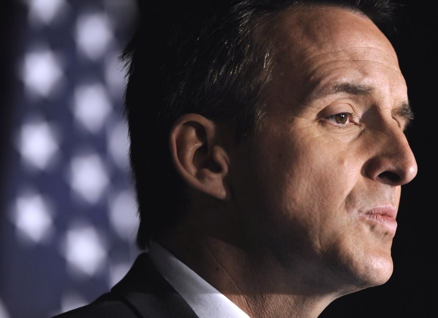 **FILE** Former Minnesota Gov. Tim Pawlenty. (Associated Press)