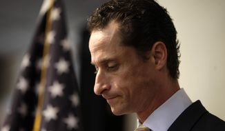 ** FILE ** Anthony D. Weiner (AP Photo/Seth Wenig)