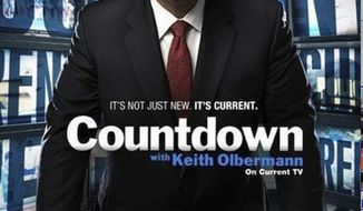 CURRENT TV Ready to rumble: Keith Olbermann's progressive news and opinion show premiers on Current TV on Monday night.